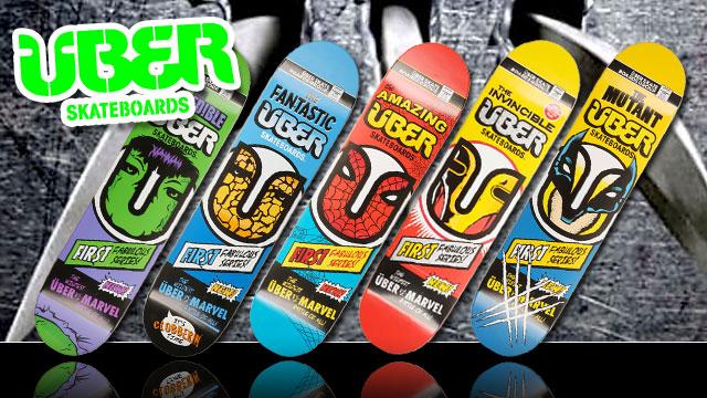 ueberskateboards