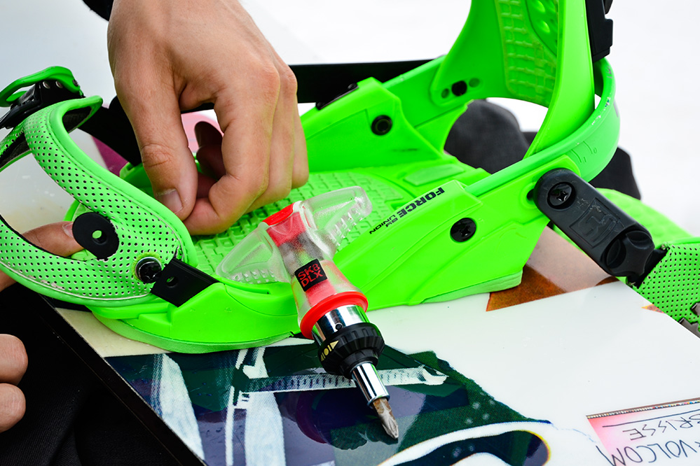 Instructions d'Assemblage Snowboard