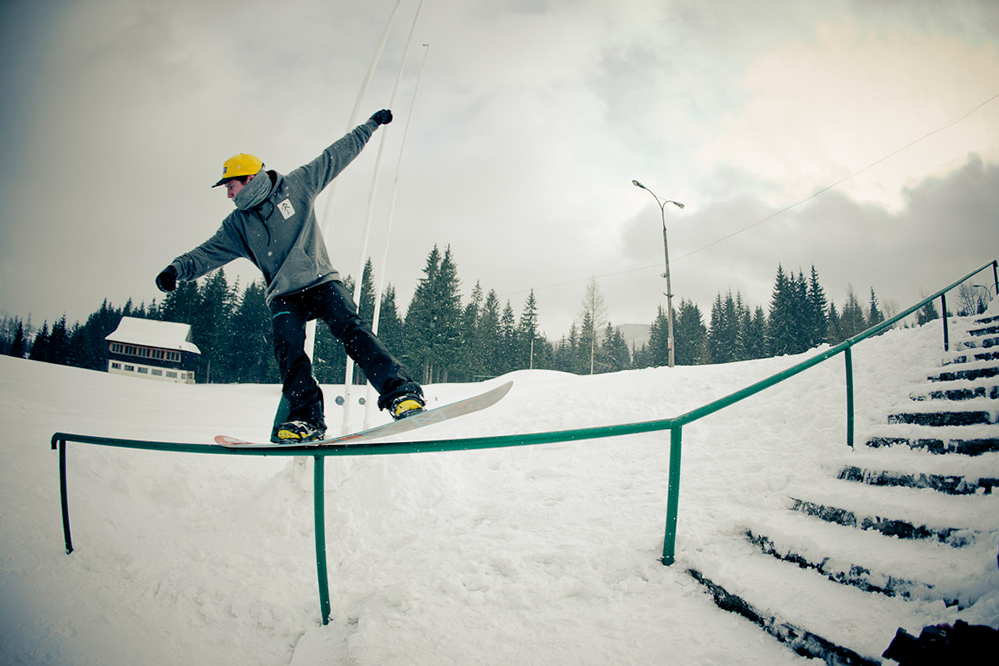 Snowboard Basic Guide