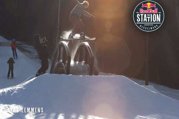 Red Bull The Station – Highlight Clip