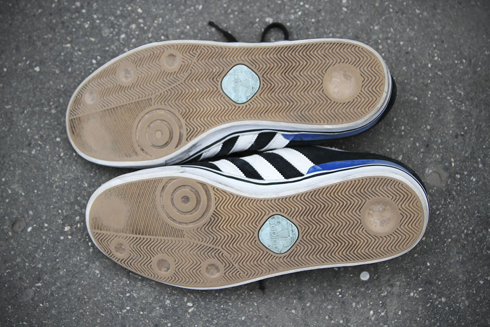 check out 8e532 6369f Product test adidas Busenitz Vulc