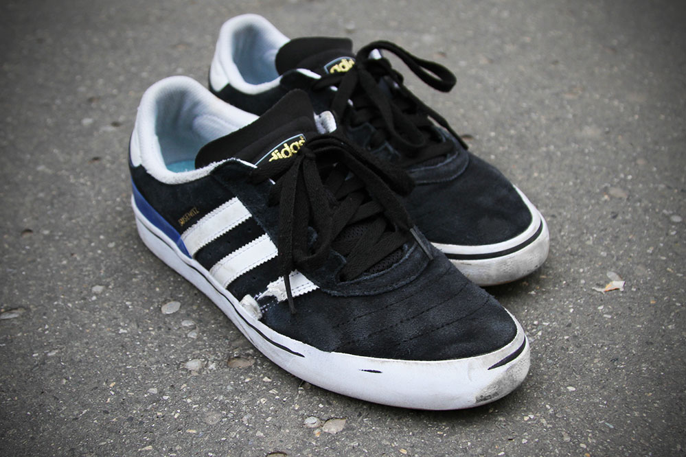 best service b0aaa ae3be Product test  adidas Busenitz Vulc