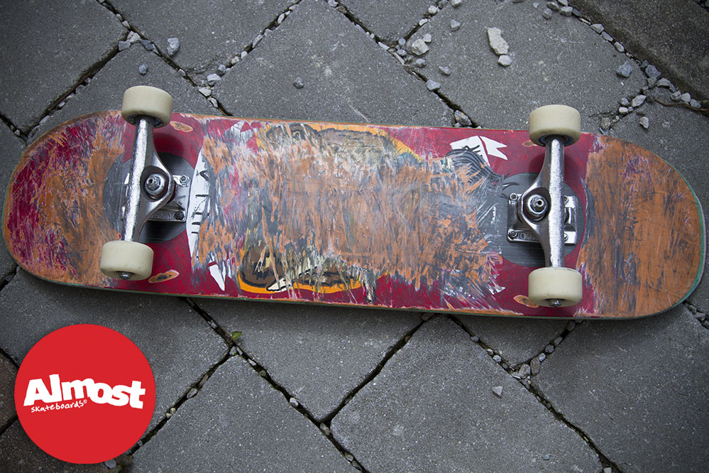 Produkttest des Almost Willow Jail Tats Decks