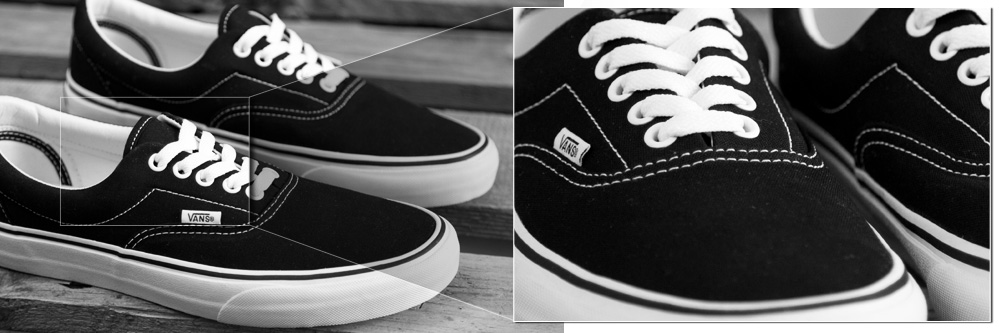 vans era o authentic