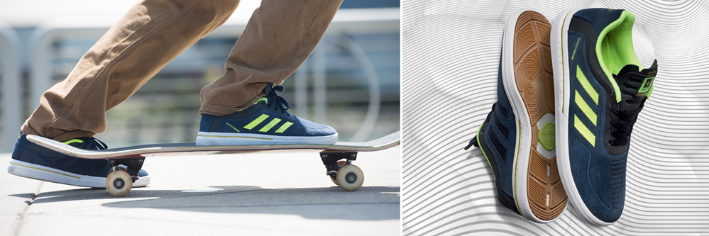 great fit 453b7 a219b the adidas Dorado ADV Boost™ at skatedeluxe