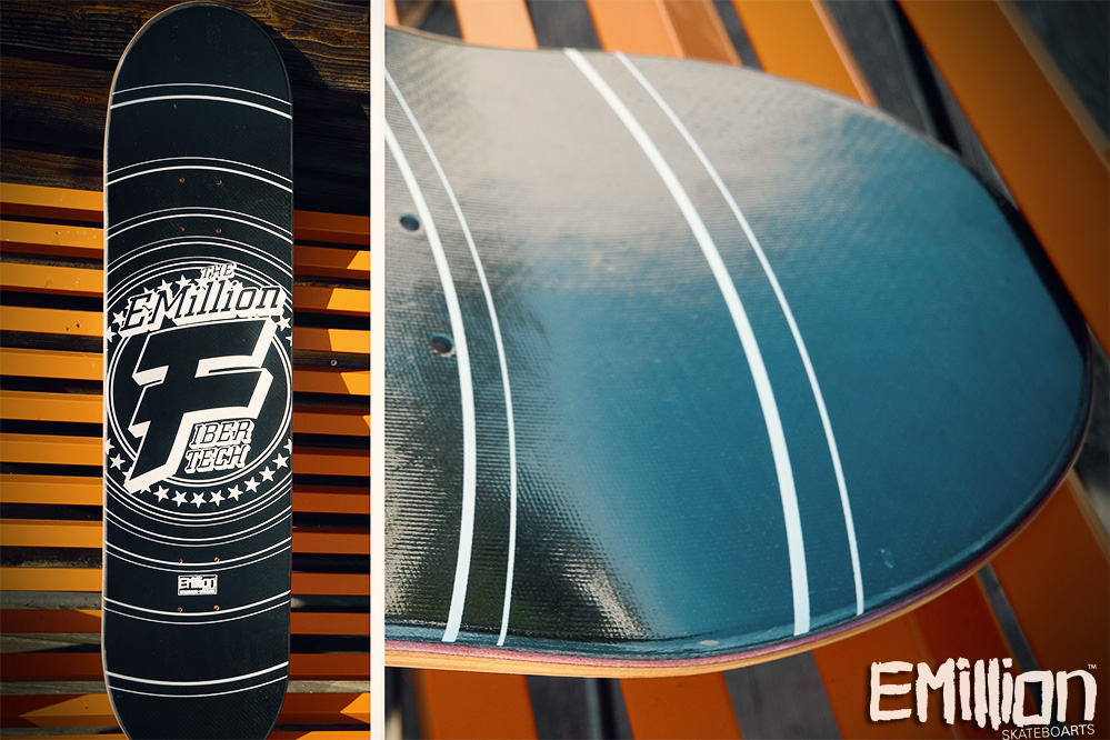 EMillion Fibertech Deck