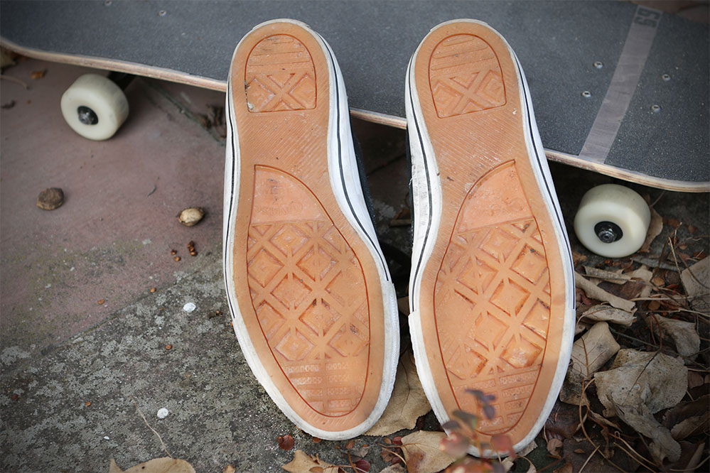 Converse CONS One Star Pro product test d28c5c0ad