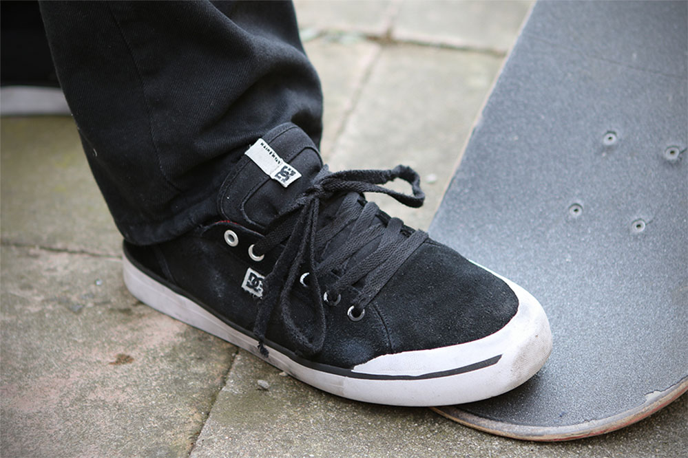 Test Dc Shoes Tiago S