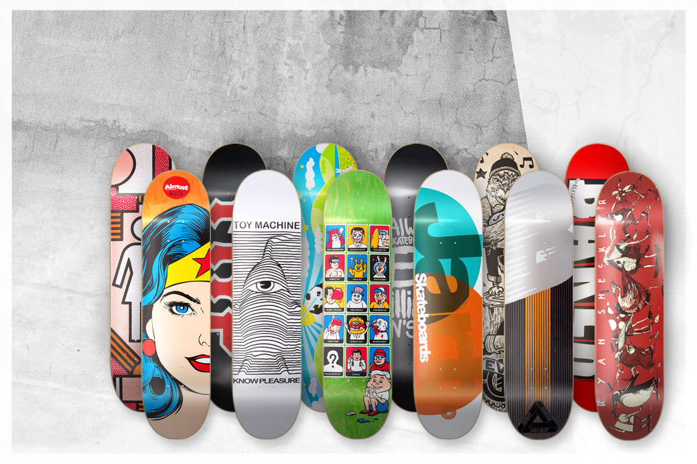 gute skateboard decks