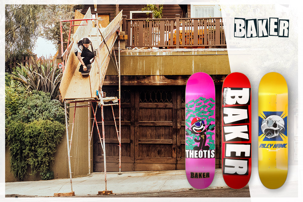 #08: Baker Skateboards