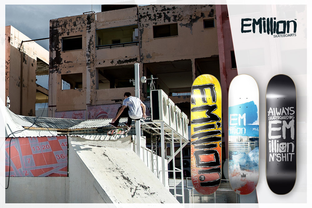 #01: EMillion Skateboards