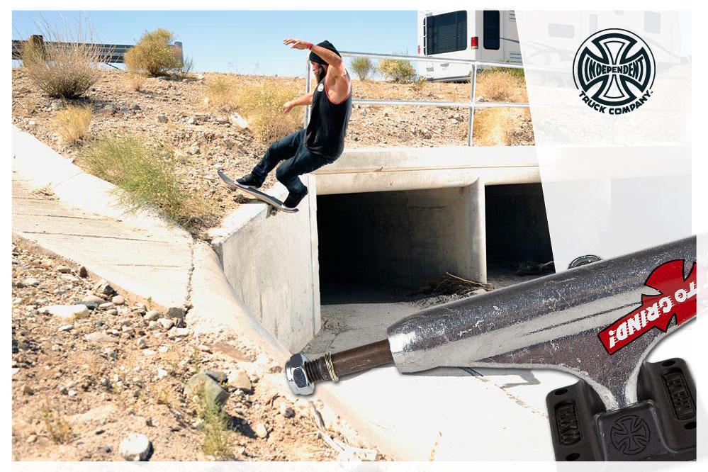 Top 5: skateboard truck brands of 2015 | skatedeluxe Blog