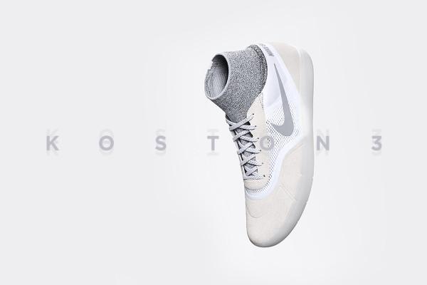official photos fe4f1 b6be4 ... Nike SB Eric Koston 3 – Eine Skateschuh Revolution
