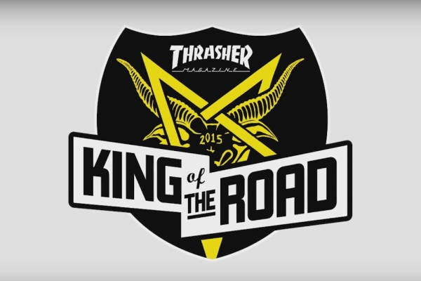 King Of The Road 2015 Logo
