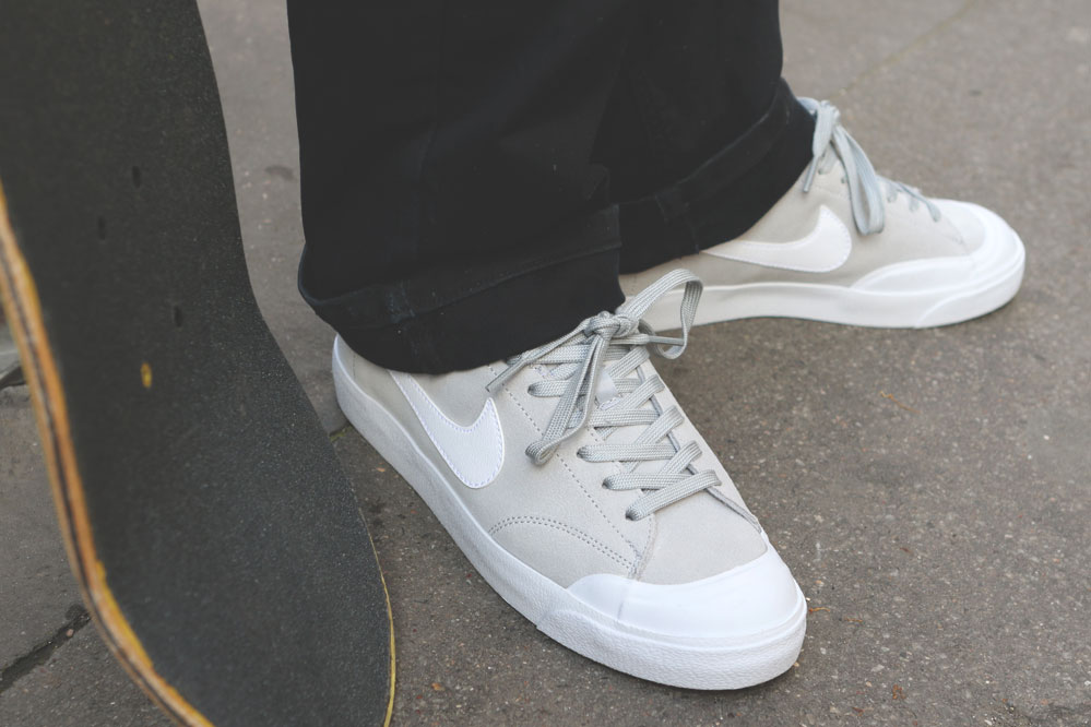 toe capped shoes