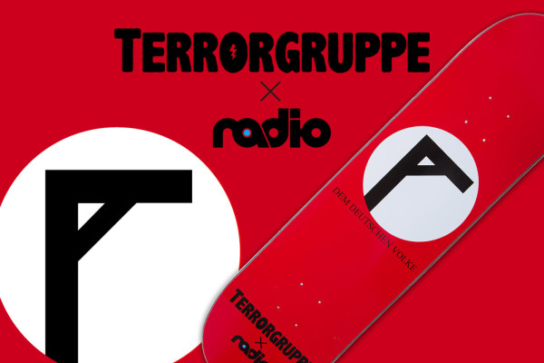 Radio Skateboards x Terrorgruppe - Blog