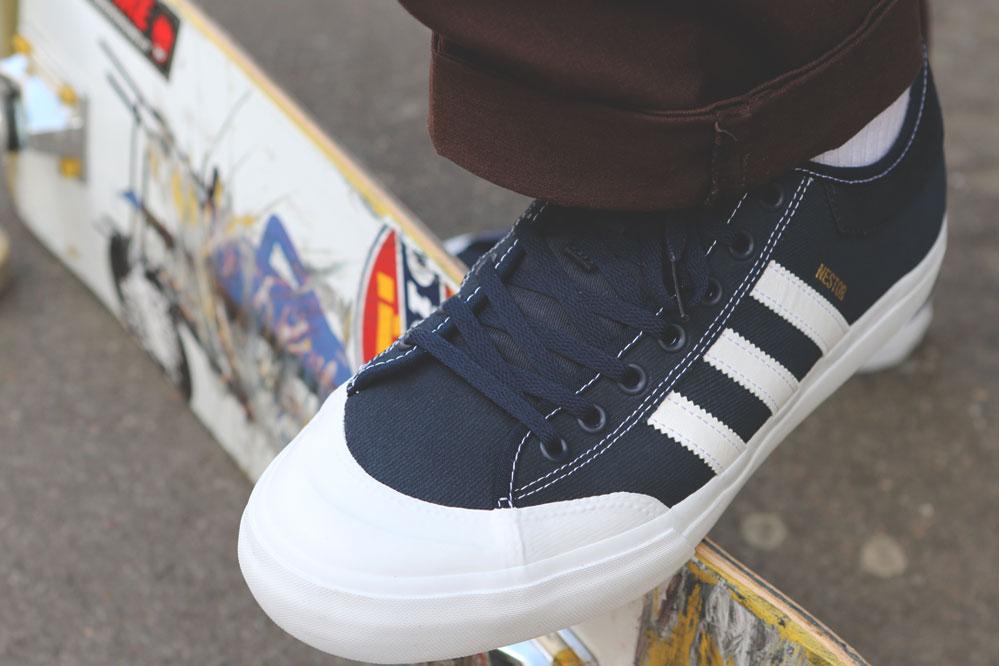 adidas Skateboarding Matchcourt Chaussures sur 62bfe371b0d
