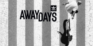 Away Days - adidas Skateboarding - 1