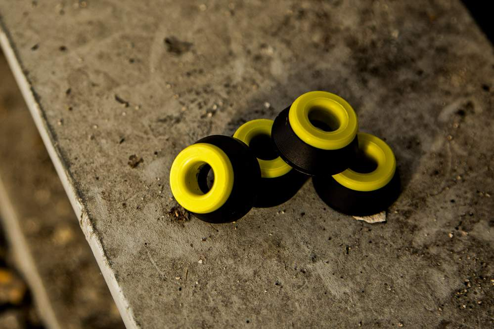 Skateboard Bushings, Lenkgummis