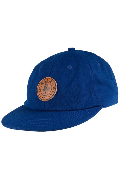 Hélas Polo Club 6 Panel Cap - skatedeluxe