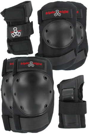 Triple Eight Protection Set