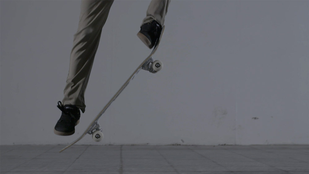 Comment faire le ollie skateboard trick tip skatedeluxe blog - Comment faire du skateboard ...
