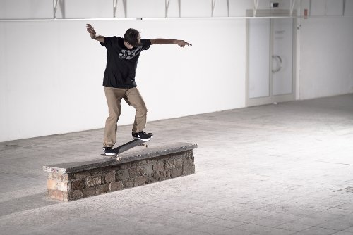 Skateboard Trick Tipps | Obstacle Curb