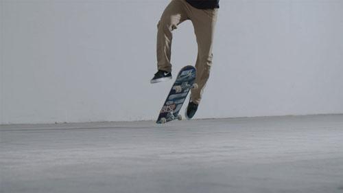 How To: How To 360 Flip / Treflip - Skateboard Trick Tip