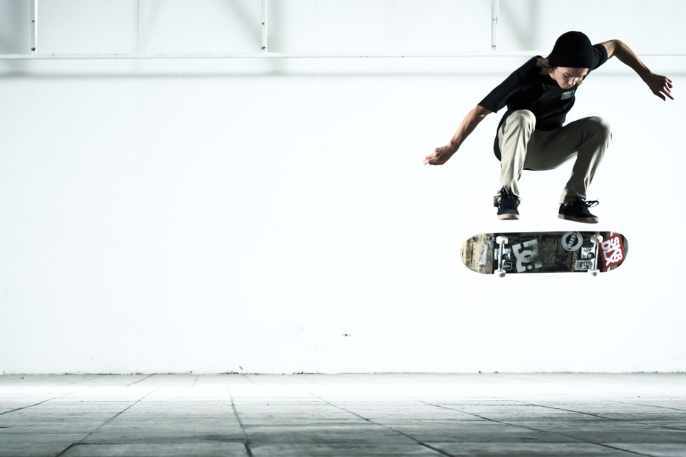 How To Nollie Kickflip Heelflip