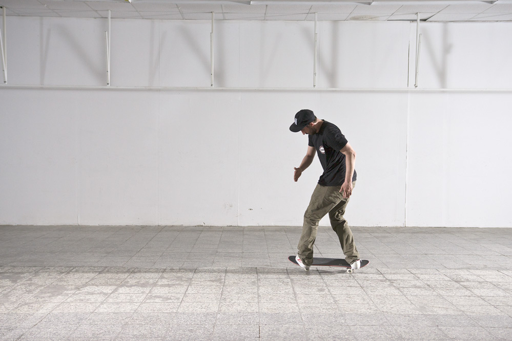 Learn how to heelflip