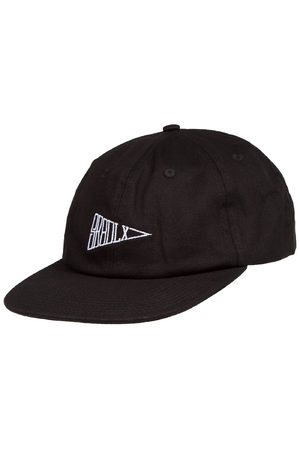 SK8DLX Flag 6 Panel Unconstructed Cap
