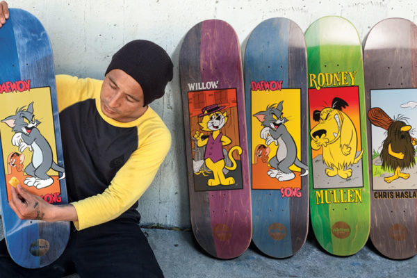 884c635dfd The Almost X Hanna-Barbera deck series!   skatedeluxe Blog