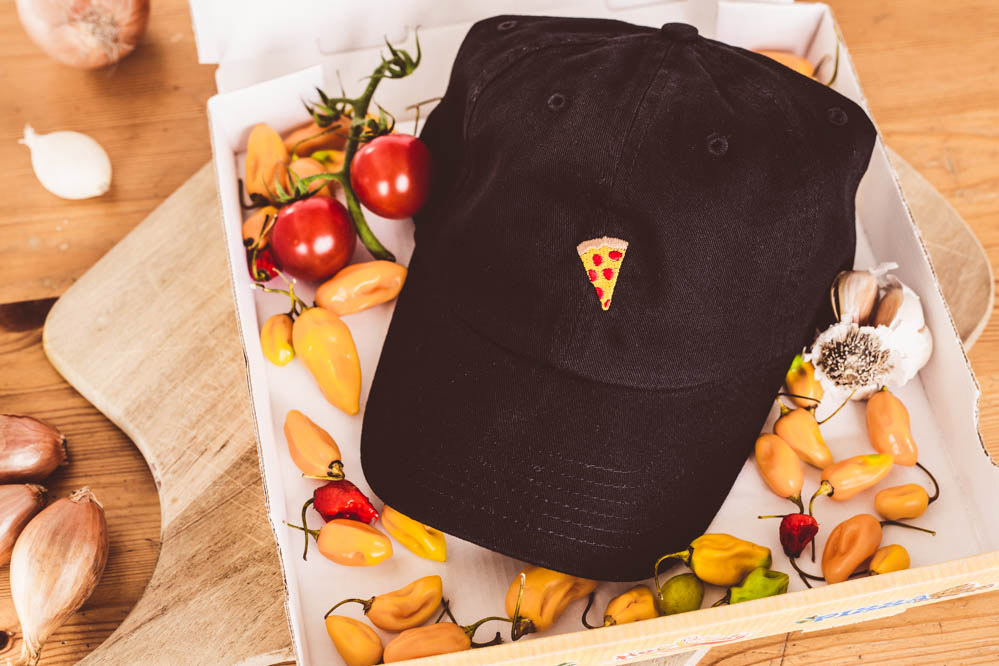 Pizza Skateboards Cap