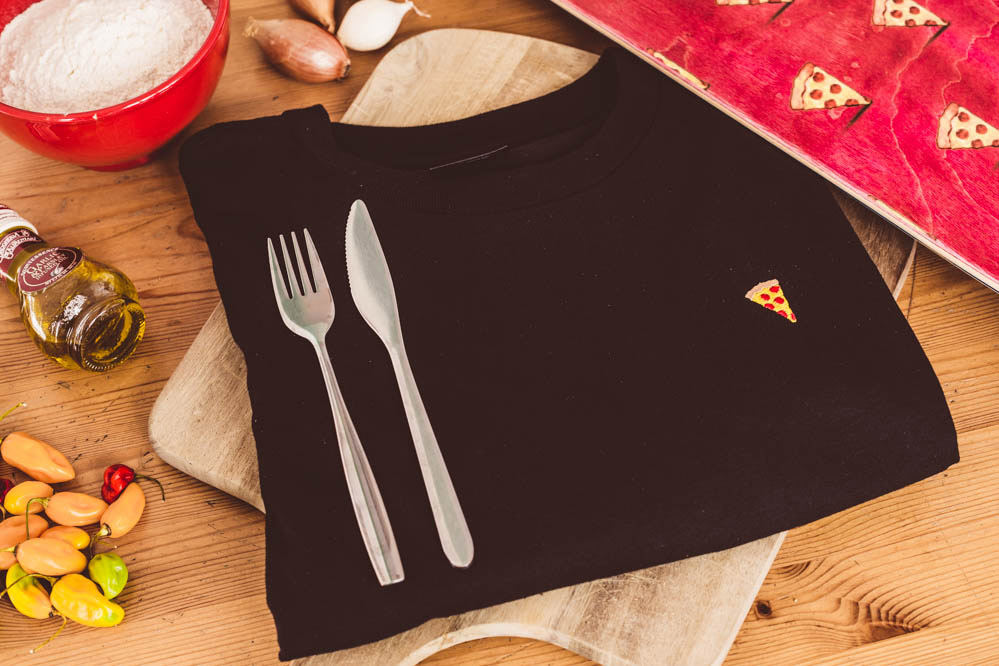 Pizza Skateboards T-Shirt