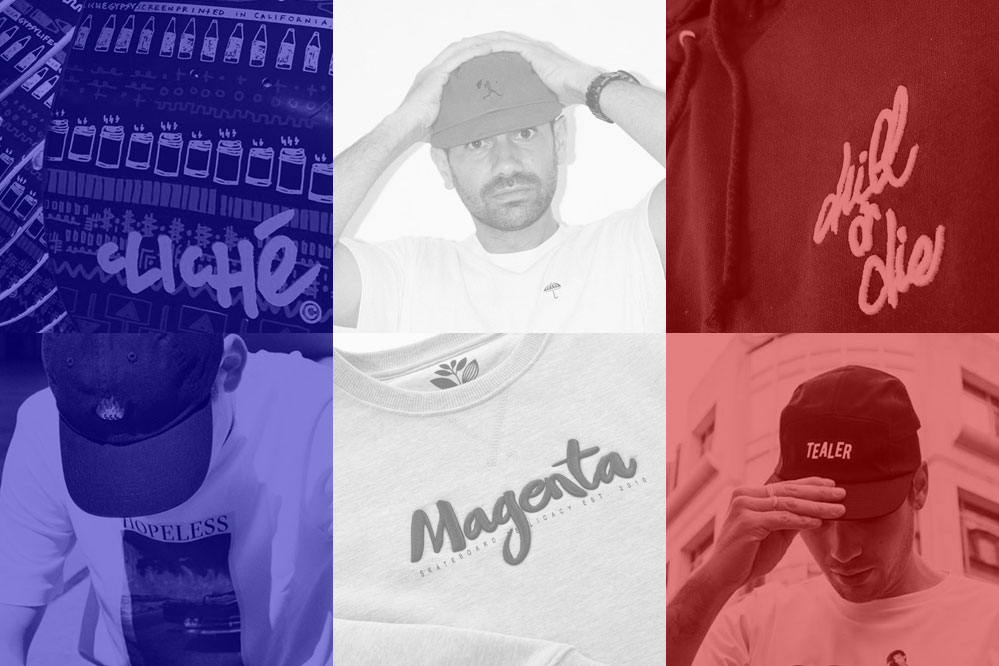 Top 6 French Skateboarding Brands