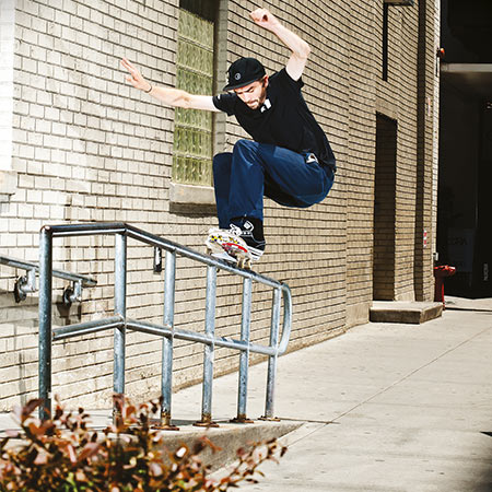 Bones Bearings Aaron Herrington