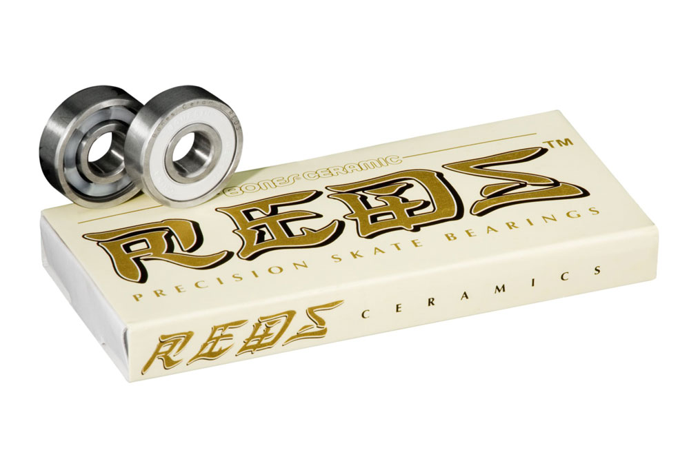 Bones Ceramic Super REDS™ Bearings