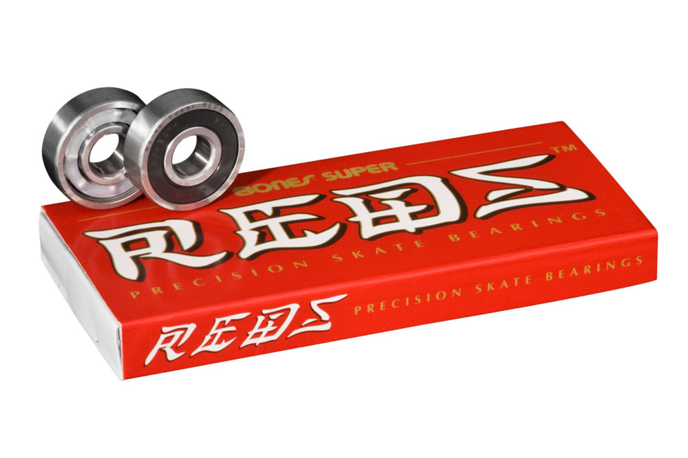 Bones Super REDS™ Bearings