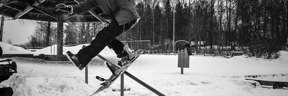 Snowboard pour Skateboarders | Bottes
