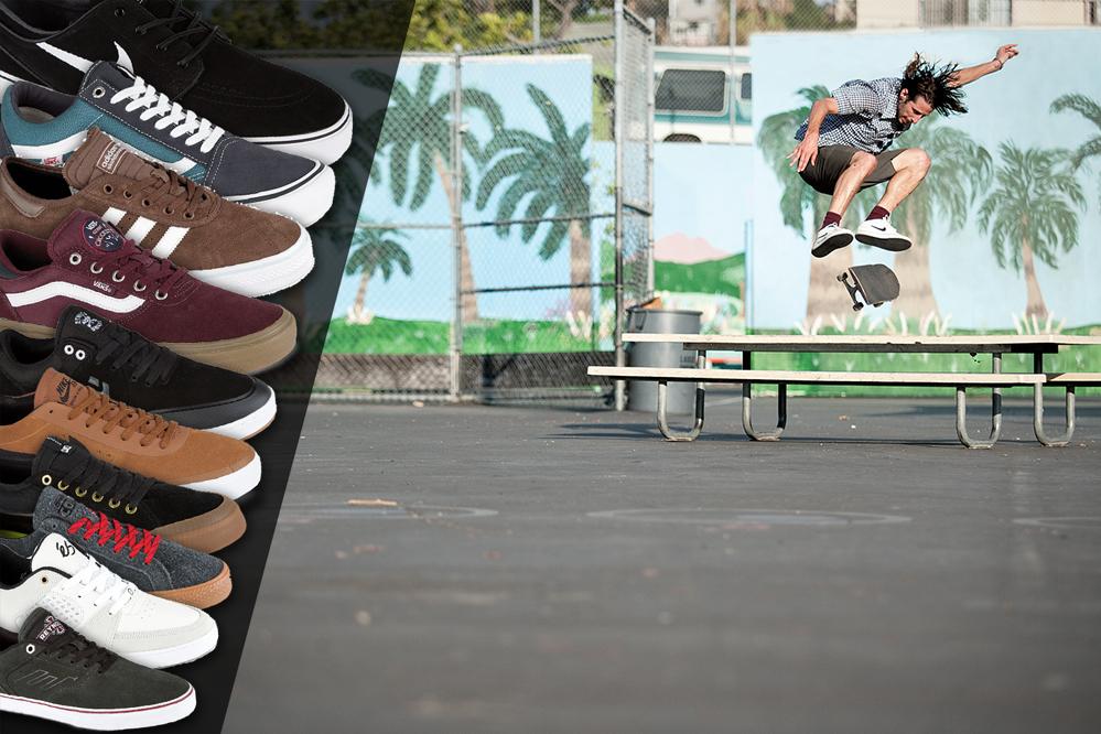 top 10 best skate shoes 2016 skatedeluxe blog. Black Bedroom Furniture Sets. Home Design Ideas