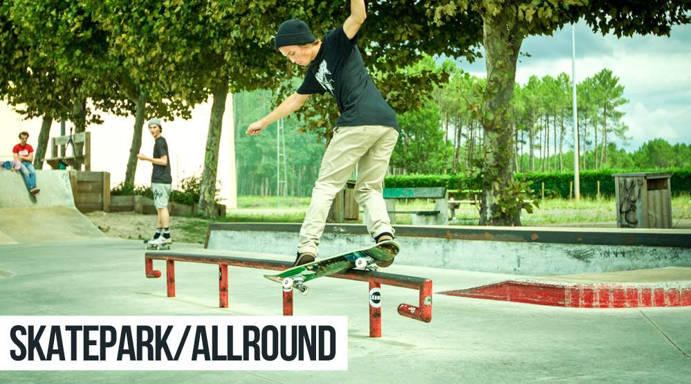 Skateboards for Beginners | Skate Park and Allround