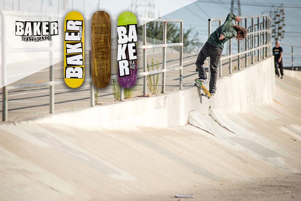 #09: Baker Skateboards
