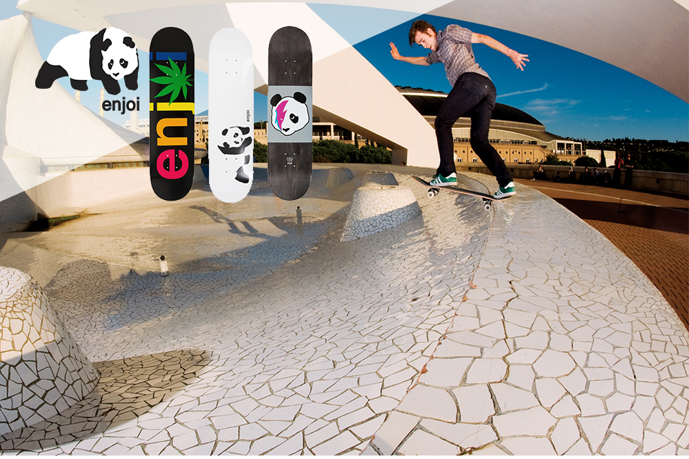 #13: Enjoi Skateboards