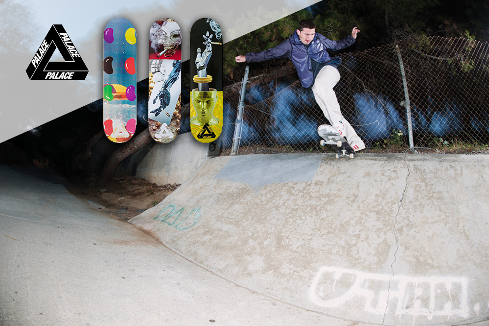 #11: Palace Skateboards