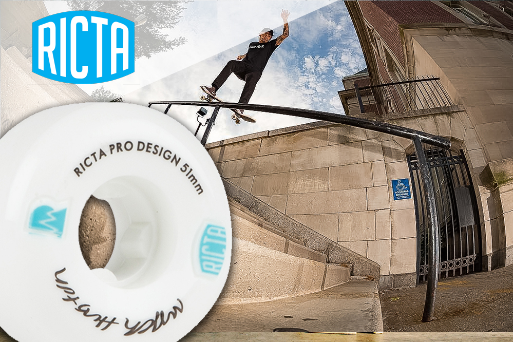 #06: Ricta Wheels