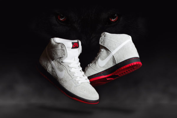 Nike SB x Black Sheep Dunk High Pro QS