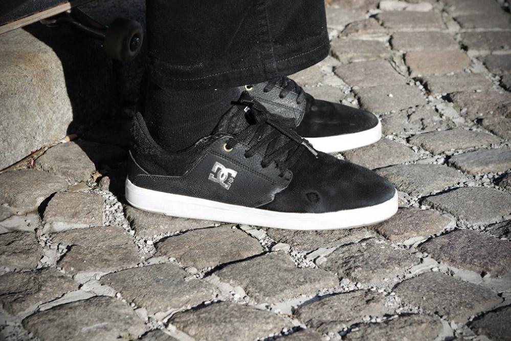 Chaussures DC Shoes Plaza TC S sur skatedeluxe