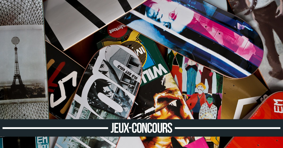 Jeux-concours skatedeluxe Blog