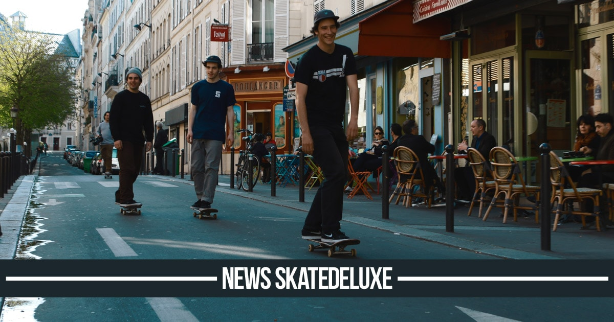 News skatedeluxe Shop