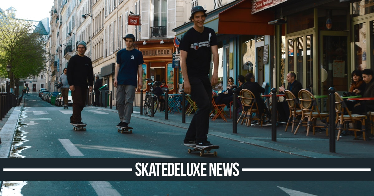 skatedeluxe Shop News